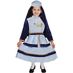 Jewish Mother Rachel Girl's Costume