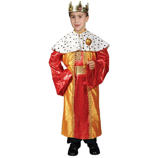 Deluxe King Set Costume