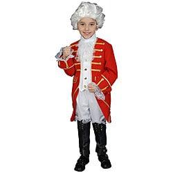 Victorian Boy's Costume