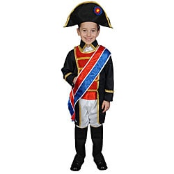 Historic Napoleon Costume