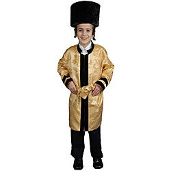 Kid's Grand Rabbi Costume (Option: 4T)