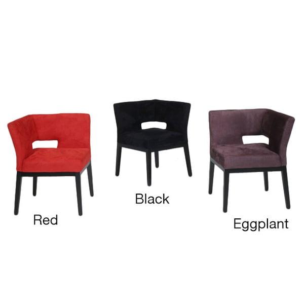 Microfiber Corner Chair