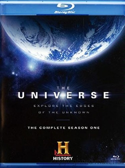 The Universe: The Complete Season 1 (Blu-ray Disc)