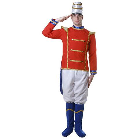 Adult Men's Toy Soldier Costume