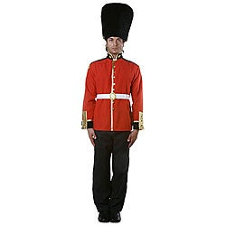 Adult Men's Royal Guard Costume