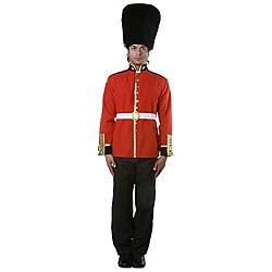 Adult Men's Royal Guard Costume (Option: Multi - 46)