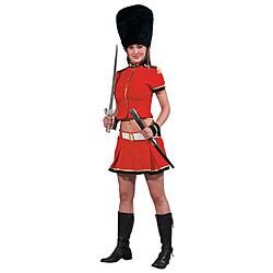 Women's Sexy Royal Guard Costume
