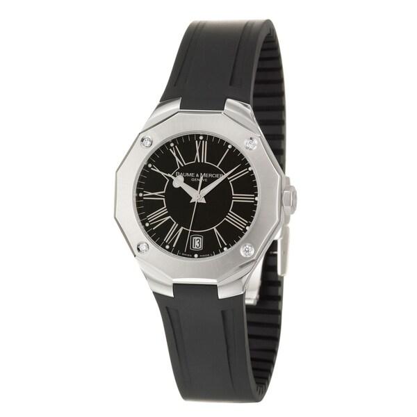 Baume & Mercier Riviera Men's Steel Watch