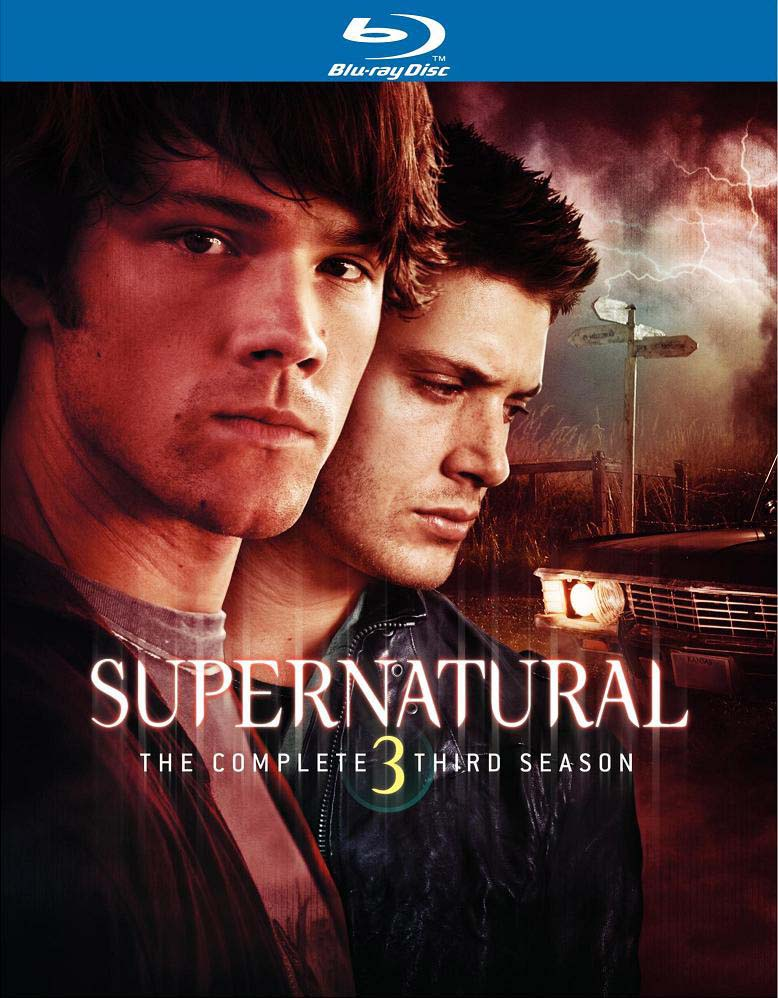 Supernatural: The Complete Third Season (Blu-ray Disc)