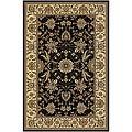 "Artist's Loom Indoor Traditional Oriental Rug - 5'3"" x 7'"