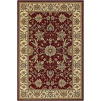Artist's Loom Indoor Traditional Oriental Rug - 5'3 x 7'6