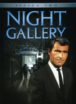 Night Gallery: The Complete Second Season (DVD)