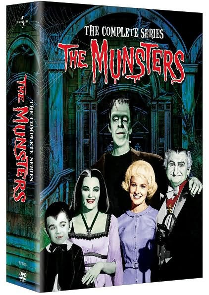 The Munsters: The Complete Series (DVD)