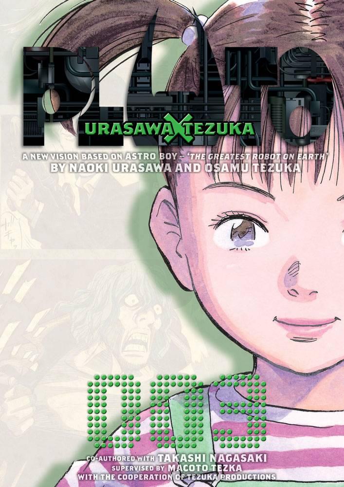 Pluto 3: Urasawa X Tezuka (Paperback)