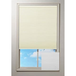 Cordless Honeycomb Cellular Window Shade (58 in. x 64 in.)