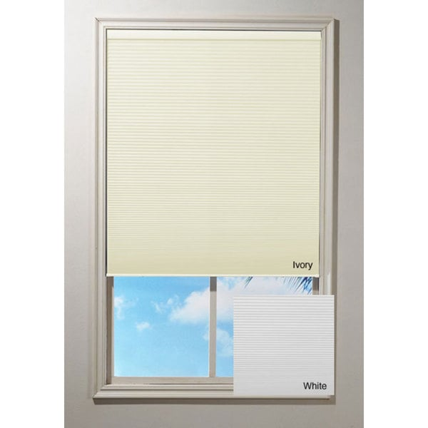 Cordless Honeycomb Cellular Window Shade (60 in. x 64 in.)