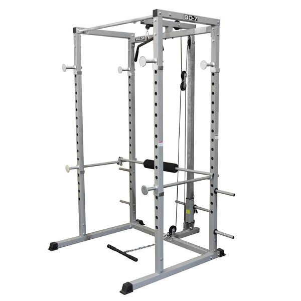 Shop Valor Fitness Bd 7 Power Rack Exercise System Free