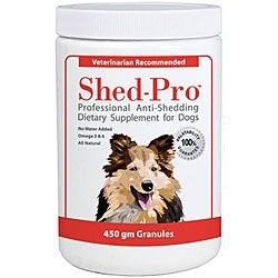 Shed Pro Granules for Dogs