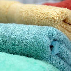 Rayon from Rayon from Bamboo Bath Towels (Set of 2) - Free ...