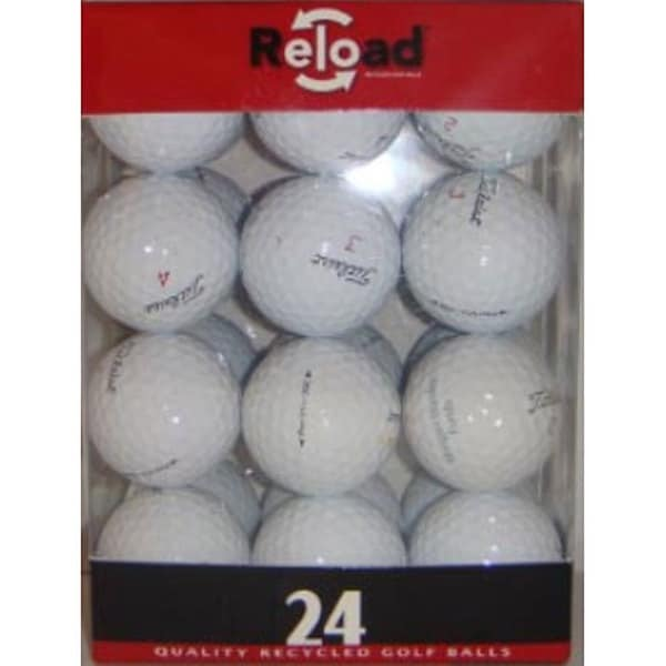 Titleist Pro V1x Recycled Golf Balls (Pack of 48). Opens flyout.