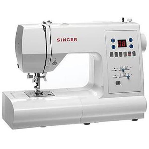Shop Singer 40 Touch And Sew Sewing Machine Free Shipping Today Awesome Auto Tension Sewing Machine