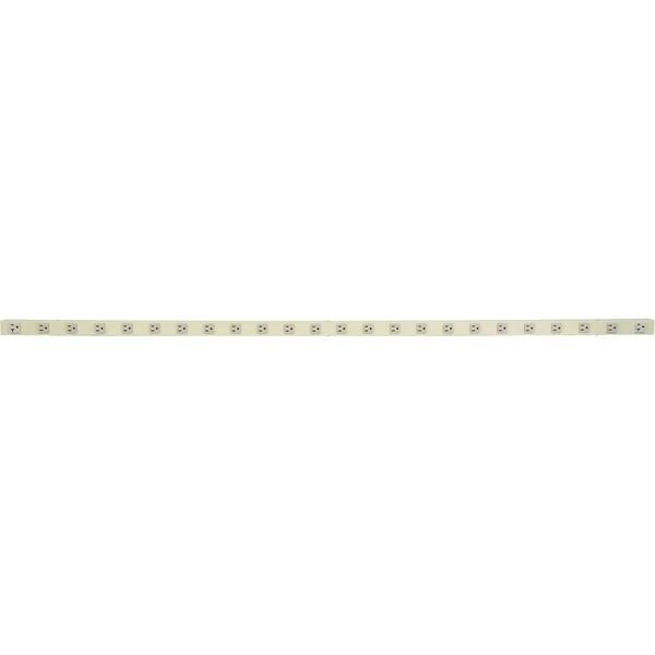 Tripp Lite Power Strip 120V 2 5-15/20R; 22 5-15R Hardwire Vertical Me