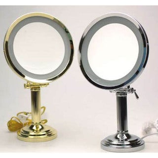 Sharper Image Lighted Vanity Mirror Free Shipping On