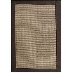 Hand-woven Sisal Choco Brown Jute Rug (8'9 x 12')|https://ak1.ostkcdn.com/images/products/3358213/3/Hand-woven-Sisal-Choco-Brown-Jute-Rug-89-x-12-P11448030.jpg?impolicy=medium