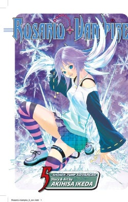 Rosario + Vampire 5: Abominable Snowgirl (Paperback)