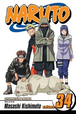 Naruto 34: The Reunion (Paperback)