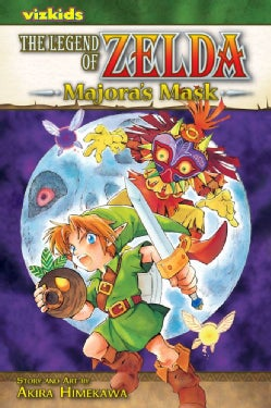 The Legend of Zelda 3: Majora's Mask (Paperback)