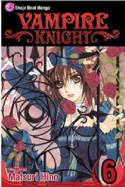 Vampire Knight 6 (Paperback)