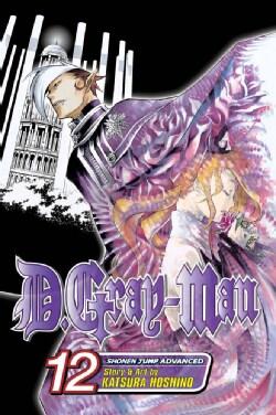 D.Gray-Man 12 (Paperback)