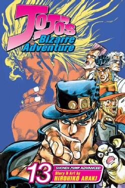 JoJo's Bizarre Adventure 13 (Paperback)
