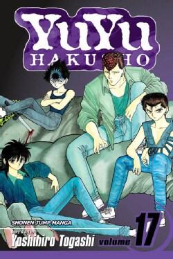 YuYu Hakusho 17: Showdown! (Paperback)