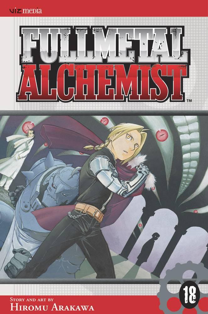 Fullmetal Alchemist 18 (Paperback)