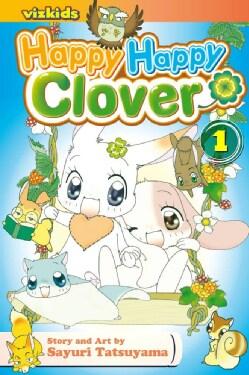 Happy Happy Clover 1 (Paperback)