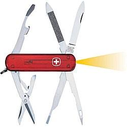 Swiss Army Microlight 14-tool Pocket Knife - Thumbnail 0