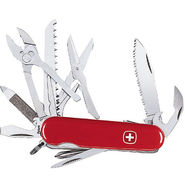 Swiss Army Master 18-tool Pocket Knife