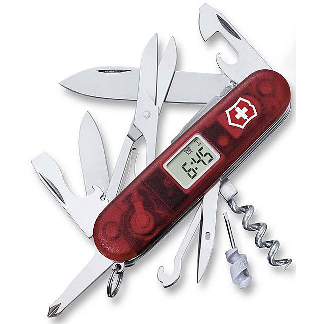 Victorinox Swiss Army Voyager Lite 22-tool Pocket Knife