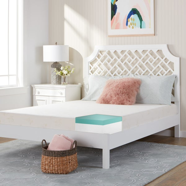 Comfort Dreams 8-inch Twin-size Memory Foam Mattress