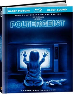 Poltergeist 25th Anniversary: Deluxe Edition DigiBook (Blu-ray Disc)