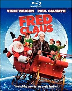 Fred Claus (Blu-ray Disc)