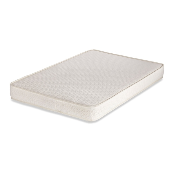 Shop LA Baby 2 inch Mini/Portable Crib Mattress with Organic