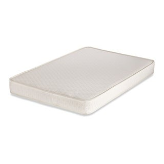 LA Baby 2-inch Mini/Portable Crib Mattress with Cotton Layer
