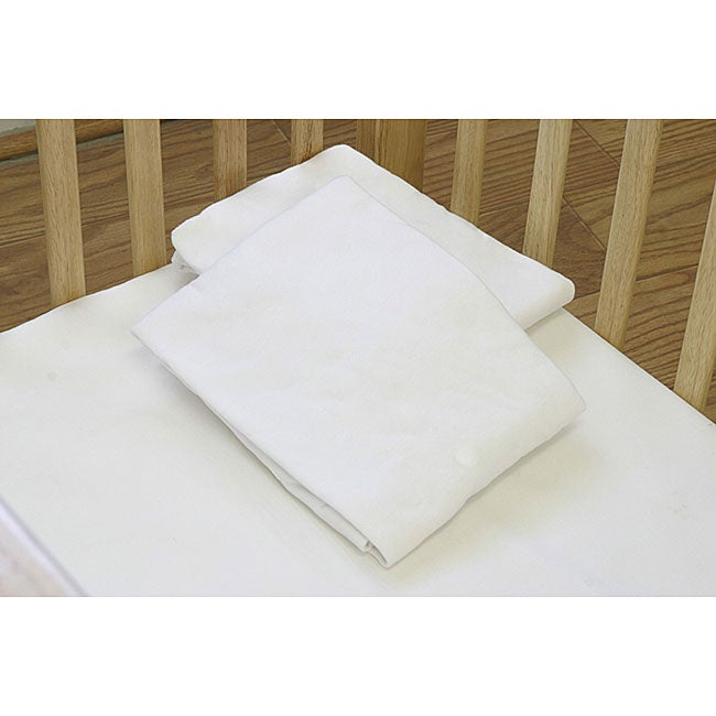 LA Baby Fitted Compact Crib Sheet - Thumbnail 0