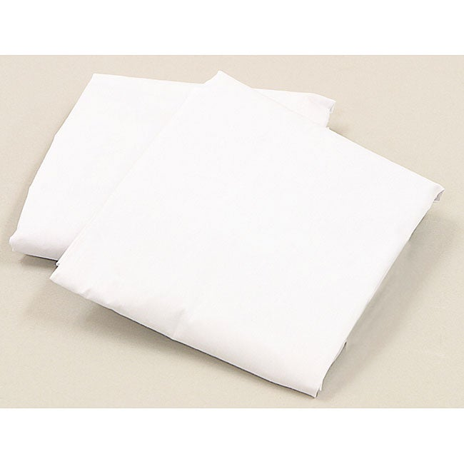 LA Baby Fitted Compact Cotton Crib Sheet