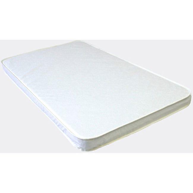 La Baby 2 Inch Compact Crib Mattress Free Shipping On