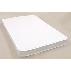 LA Baby Triple-laminated Cover Compact Crib Mattress