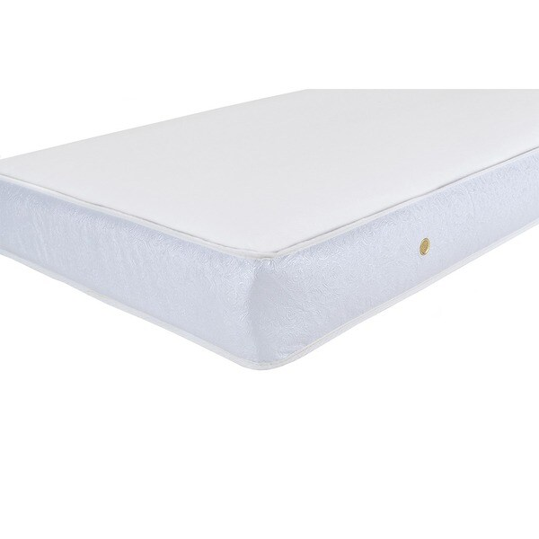 la baby memory foam crib mattress free shipping today